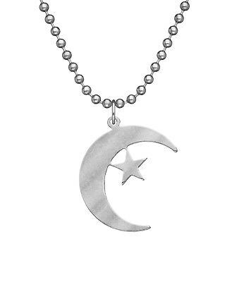 Genuine U.S. Military Issue Crescent & Star Made by GI JEWELRY®