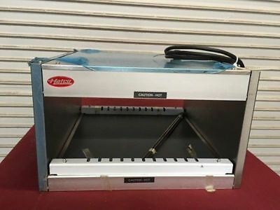 NEW Pass Thru Food Warmer Hatco Glo Ray GRSDH-18 #7116 Commercial Heater Warming