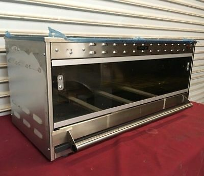 NEW Fried Food Warmer Hatco GRJW-4P #7115 Commercial Heated Warming Cabinet