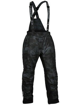 Castle X Epic Alpha Mens Snow Bibs Black