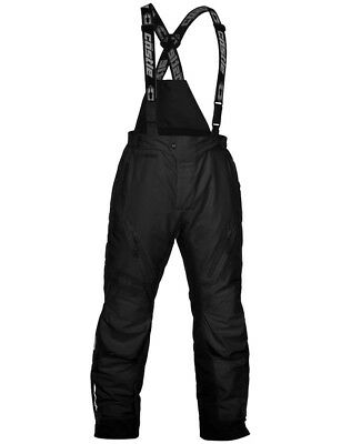 Castle X Epic Mens Snow Bibs Black