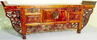 Antique Chinese Petit Altar (2704), Circa 1800-1849