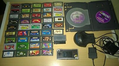 AUTHENTIC Gameboy Advance LOT [Games, Console and Accessories]