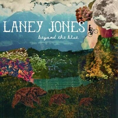 Laney Jones - Beyond the Blue [New CD]