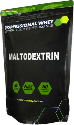 2kg 4kg 6kg 8k Maltodextrin Non GMO Pre Post Workout Carbs Made in USA not CHINA