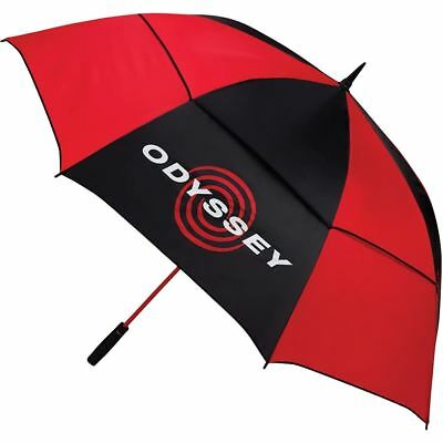 "Callaway Golf 2018 Mens Odyssey 68"" Double Canopy Umbrella"