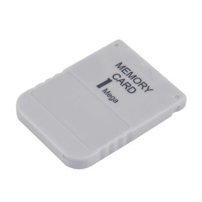 Memory Card For Playstation 1 One PS1 PSX Game useful practical Affordable 2019