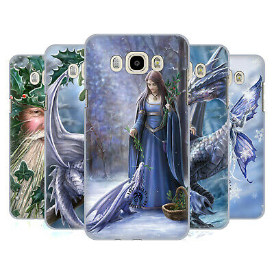 Official Anne Stokes Yule Hard Back Case For Samsung Phones 3