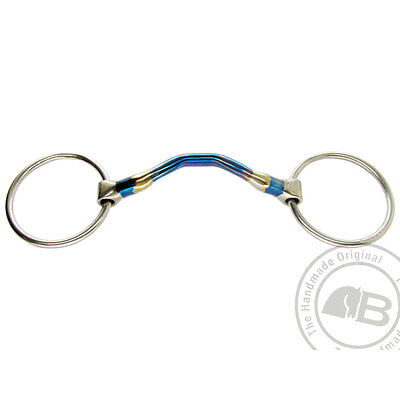 Bomber Bits Happy Tongue Loose Ring B14 sizes 125mm - 150mm *10% OFF WAS £68.00*