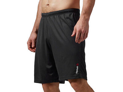 Men's Gym Shorts Reebok ONE Series Graphic Knitted Short CrossFit For Training