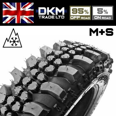 TYRES 205//80//16 SMX Extreme Trekker Tread 4x4 Off Road Mud Terrain MT CHEAPEST