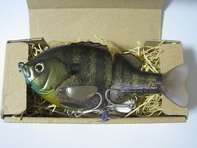 Deps Bullshooter Bull Shooter Jr. Member 2013 Limited REAL BLUE GILL Color NIB !
