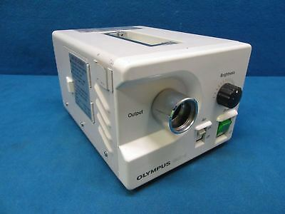 Olympus CLK-4 150W Halogen Light Source *Tested Working*