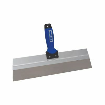 Refina 16'' Skimming Spatula Finishing Rule Stainless Steel Plastering 228042