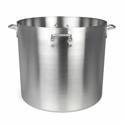 NEW 200 Qt Stock Pot Aluminum Thunder Group ALSKSP015 #7399 Commercial Cook NSF