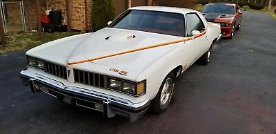 1977 Pontiac Le Mans Can Am 1977 Pontiac Can Am Restored strong #2 Done Done