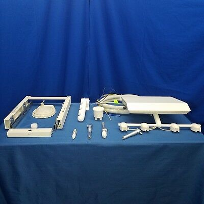 Beaverstate Dental SO-3354 Rear Hygiene Delivery Unit Cabinet Slide Mount System