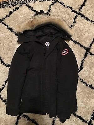 CANADA GOOSE CHATEAU Parka Gr XS extra small in schwarz