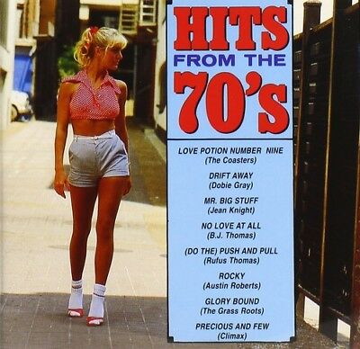 Various Artists - Hits from 70's / Various [New CD]