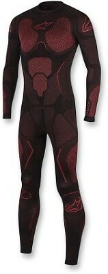 Alpinestars Ride Tech Summer 1 Piece Undersuit Black