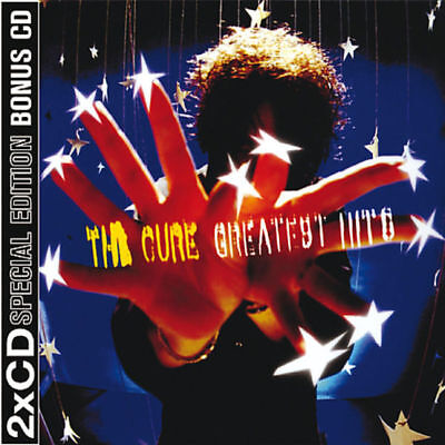 The Cure - Greatest Hits (Special Edition) CD (2) Polydor NEW