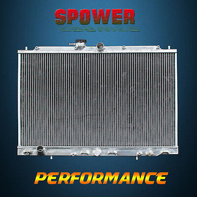 2-Row/CORE Aluminum Radiator For Acura CL Premium Type-S TL Type-S V6 3.2L 01-03