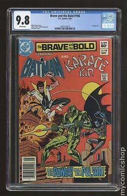 Brave and the Bold (1st Series DC) #198 1983 CGC 9.8 1497132019