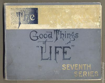 Good Things of Life #7-1ST 1890 FR/GD 1.5