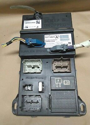 New Listing 2007 Ford Fusion Bcm Multifunction Control Module 7E5T-14B476-Ae