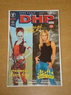 Dark Horse Comics Presents Ann 2000 Buffy Star Wars