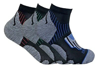 10 PACK MENS BONDS LOW CUT SPORTS ANKLE GYM MEN/'S RUNNING CUSHIONED ACTIVE SOCKS