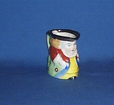Small Size Occupied Japan Toby Mug