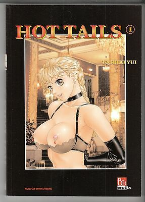 Hot Tails Nr. 1 Softcover-Paperback in Topzustand !!!