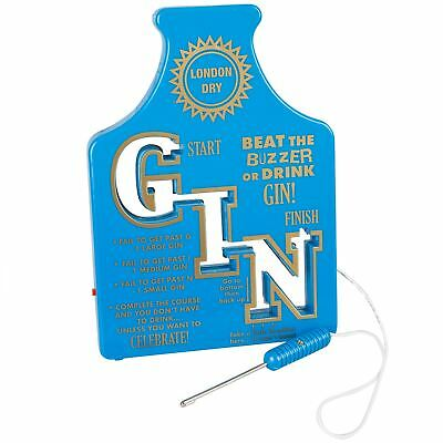 Gin Challenge Electronic Maze Party Drinking Game Birthday Gift