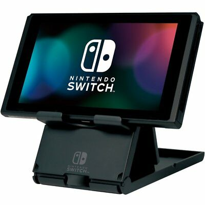 Officially Licensed Nintendo Switch HORI Switch Compact PlayStand Charge Mount