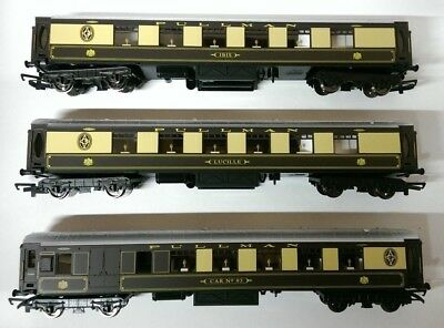 Hornby 3 NEW Pullman Coaches from R1169 Tornado Set Loco Not Included