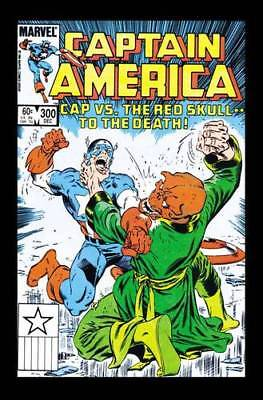 Captain America: Death of the Red Skull, J.M.  DeMatteis, Ron  Frenz, Excellent