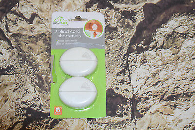 Blind Cord Shorteners Pack of 2 New