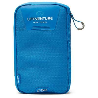 New Lifeventure Soft Fibre Advance Trek Towel XL Camping