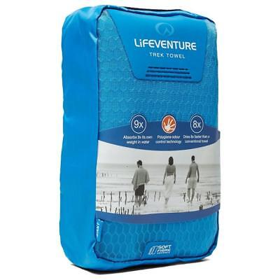 New LifeVenture Soft Fibre Advanced Travel Towel (Giant)
