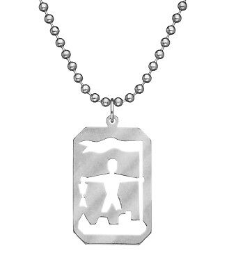 Military Issue Saint Florian by GI JEWELRY®