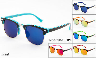 High Quality Sunglasses Small Kids Youth Boys Girls UV 100% Lead Free 3-8 Years