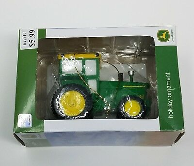 John Deere Licensed Collection Ornament By Kurt Adler Nib 1180651