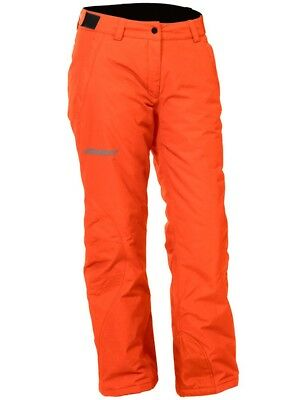 Castle X Bliss Womens Snowmobile Pants Orange