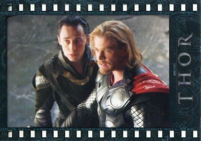 Thor The Movie PETG Movie Cel Chase Card M-9