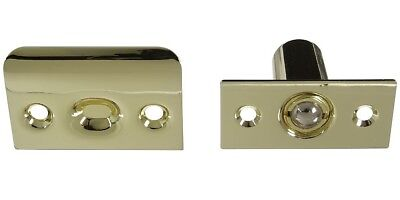 """Brass 1-3//4/"""" National Hardware N237-321 SPB144 Cup Pull"""