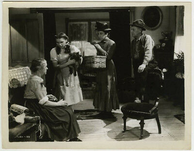 WIZARD OF OZ - Original still from 1939 Hamilton comes to take Toto from Dorothy