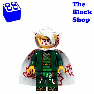 njo383 The Quiet One Princess Outfit FROM SET 70643 NINJAGO NEW LEGO Harumi