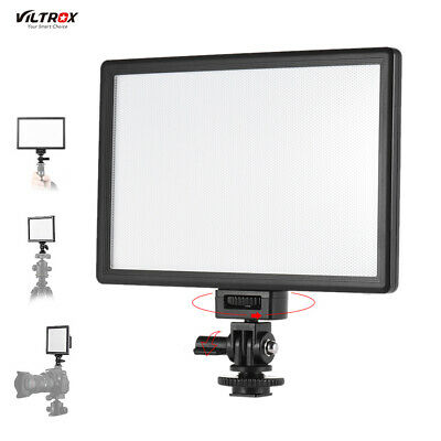 Viltrox Photography Studio LED Video Light Lamp Lighting CRI95+ for DSLR Camera