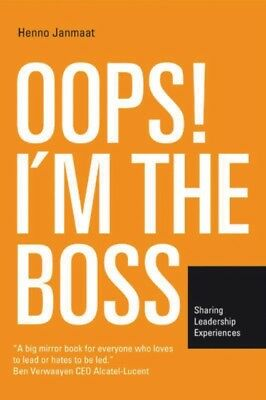 OOPS IM THE BOSS (Paperback), JANMAAT H, 9789081516112